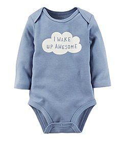 Carter's® Baby Boys' Wake Up Awesome Bodysuit
