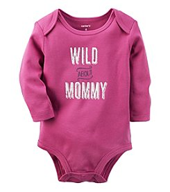 Carter's® Baby Girls' Wild About Mommy Bodysuit