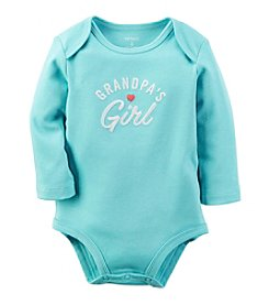 Carter's® Baby Girls' Grandpa's Girl Bodysuit