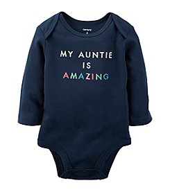 Carter's® Baby Girls' Amazing Auntie Bodysuit