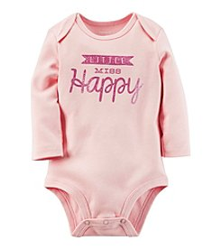 Carter's® Baby Girls' Little Miss Happy Bodysuit