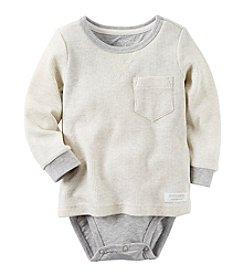 Carter's® Baby Boys' Waffle Doubledecker Bodysuit