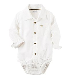 Carter's® Baby Boys' Collared Bodysuit