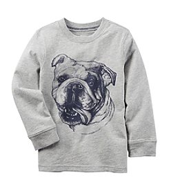 Carter's® Baby Boys' Bulldog Tee