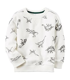 Carter's® Baby Boys' Allover Dino Sweatshirt