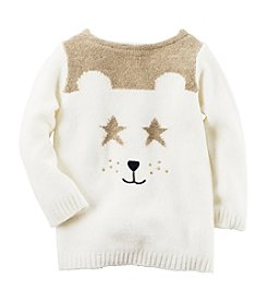 Carter's® Baby Girls' Polar Bear Sweater