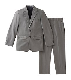 Nautica® Boys' 8-20 Sharkskin Suit