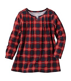 OshKosh B'Gosh® Girls' 2T-6X Plaid Tunic