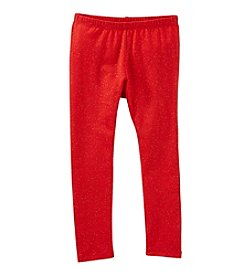 OshKosh B'Gosh® Girls' 2T-6X Sparkle Leggings