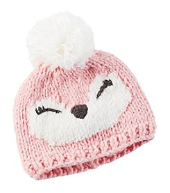 Carter's® Baby Girls' Penguin Pom Hat