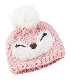 Carter's® Baby Girls' Penguin Pom Hat