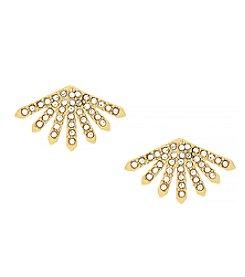 Vince Camuto™ Fan Stud Earrings
