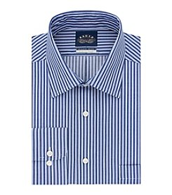 Eagle® Men's Navy Stripe Dress Shirt