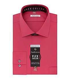 Van Heusen® Men's Bright Rose Dress Shirt