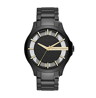 AX Armani Exchange Stainless Steel Matte Textured Y-Link