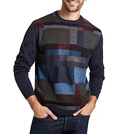 Weatherproof® Men's Colorblock Sweater