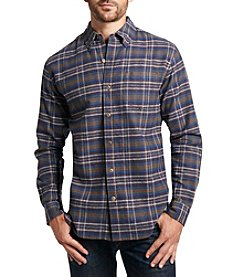 Weatherproof® Men's Long Sleeve Plaid Button Down Shirt