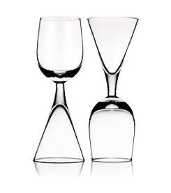 B by Brandie™ Set of 2 Jackie Combo Wine Glasses
