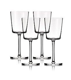 B by Brandie™ Set of 4 Olivia White Wine Glasses