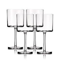 B by Brandie™ Set of 4 Olivia Red Wine Glasses