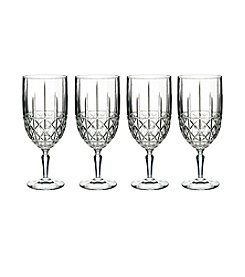 Marquis by Waterford® Set of 4 Brady Iced Beverage Glasses