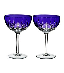 Waterford® Lismore Set of 2 Pops Cocktail Glasses