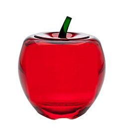 Godinger® Covered Small Red Apple Box