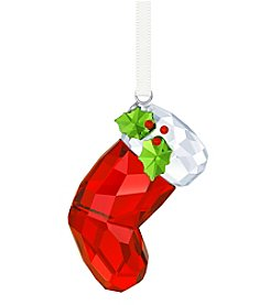 Swarovski® Santa's Stocking Ornament
