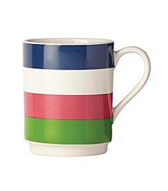 kate spade new york® Rainey Stripe Mug