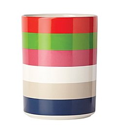 kate spade new york® Rainey Stripe Utensil Crock