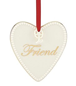Lenox® Friend Expressions Ornament