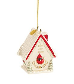 Lenox® 2016 Bless Our Home Birdhouse Ornament