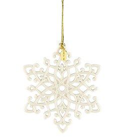Lenox® 2016 Snowflake Fantasies Ornament