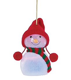 Lenox® Wonderball Snowman With Hat Ornament