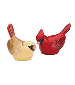 Lenox® Winter Greetings Cardinal Salt And Pepper Set