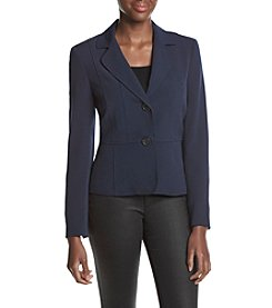 Kasper® Two Button Blazer