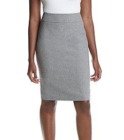 Kasper® Solid Skirt