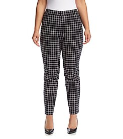 MICHAEL Michael Kors® Plus Size Printed Miranda Pants