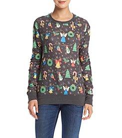 Eyeshadow® Garland Sweatshirt
