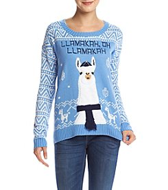 It's Our Time® Llamakah Sweater