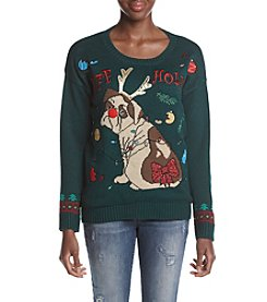 It's Our Time® Ruff Holiday Sweater