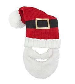 It's Our Time® Bearded Santa Winter Hat