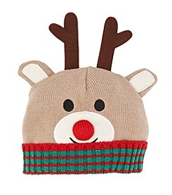 It's Our Time® Reindeer Winter Hat