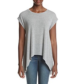Hippie Laundry High-Low Basic Tee