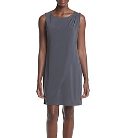 Jessica Simpson Drape Sheath Dress