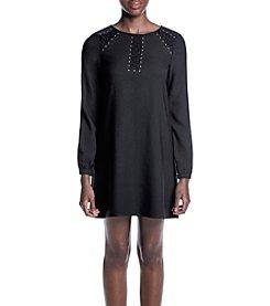 Jessica Simpson Matte Jersey Dress