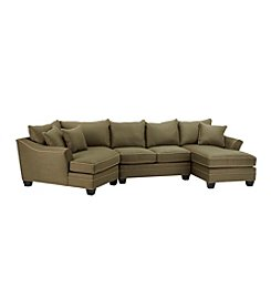 HM Richards® Bryant 3-pc. Pine Sectional