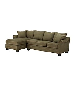 HM Richards® Bryant 2-pc. Pine Sectional
