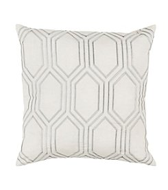 Chic Designs Pentagon Skyline Decorative Pillow