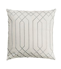 Chic Designs Large Pentagon Skyline Decorative Pillow